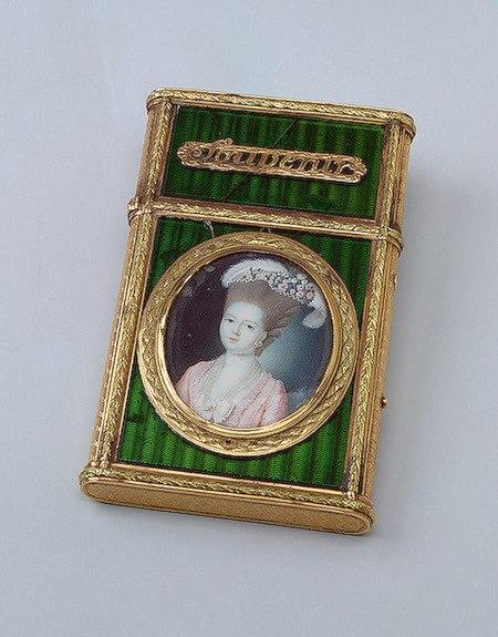 Карне - бальная записная книжка наших прабабушек, изображение №2