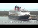 Disney Dream vs Magic Ship Horn Showdown Plus All of Dream's Horn Songs