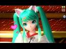 Cat Ears Archive ネコミミアーカイブ Nekomimi Archive- Hatsune Miku 初音ミク