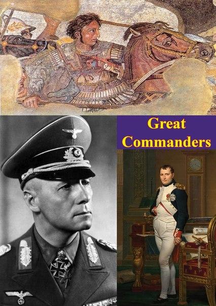 Great Commanders by Combat Studies Institute