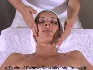 Массаж лица телесная терапия массажный СПА салон эстетическая релаксация Релакс.Ру