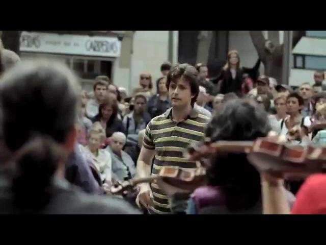 Флэшмоб по Оде Радости Бетховена Flashmob Ode to Joy Beethoven Symphony No 9