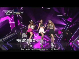 """M!Countdown 404 (Nov 27, 2014) 2014 MAMA """"Powerful Stages"""" Preview [Eng Sub]"""