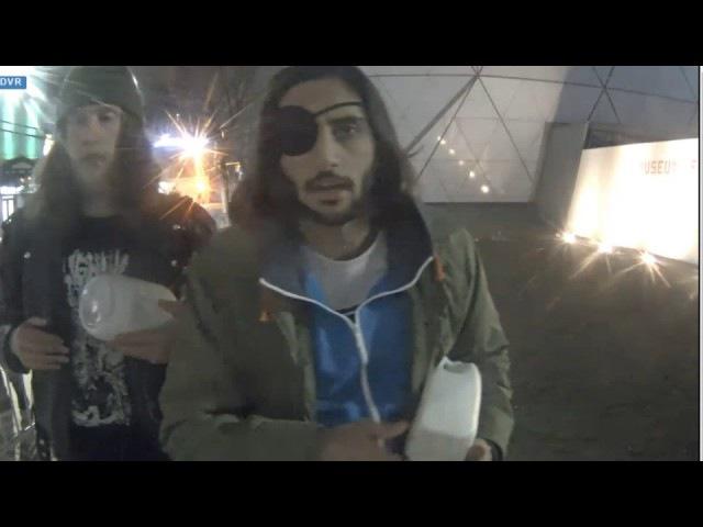 Jesus sings Snake Eater on HWNDU