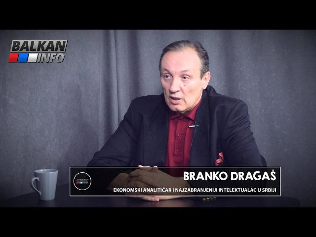 INTERVJU Branko Dragaš Vučić je psihički bolesnik koji želi da uništi srpski narod 06 12 2016