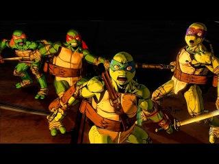 ЧЕРЕПАШКИ НИНДЗЯ: МУТАНТЫ В МАНХЭТТЕНЕ (TMNT: Mutants in Manhatan) #2 - РОКСТЕДИ И СЕКРЕТНЫЙ БОСС