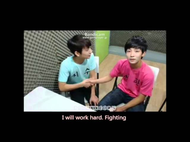 [ENG] New Member Yoon Junghan Interview