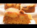 Шарлотка с яблоками и медовым бисквитом Apple Sharlotka Recipe Apple Cake