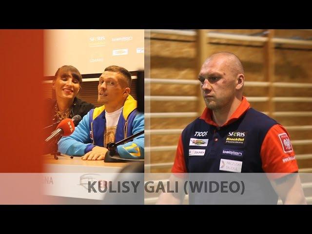 Krzysztof Głowacki - Oleksandr Usyk: Kulisy Gali (Wideo)