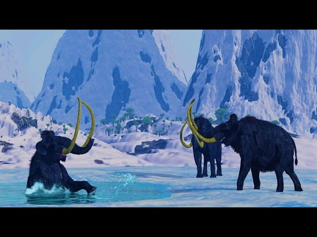 Ancient Music Woolly Mammoths