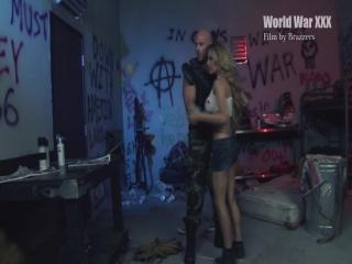 World war xxx 2017 / война миров xxx | chessie kay, corinna blake, peta jensen, jessy jones