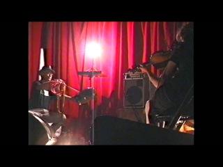 Live Performance Tony Conrad vs Hangedup  Suoni per Popolo -- June 16, 2004