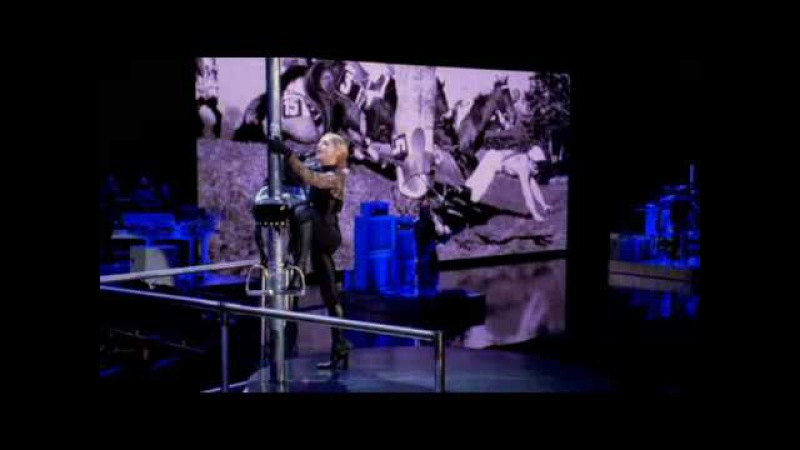 Madonna Like A Virgin Confessions Tour DVD