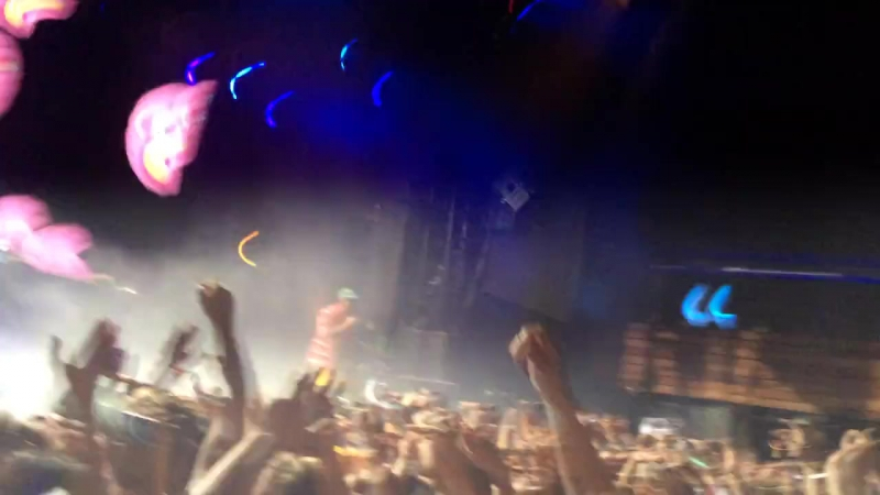 Tyler the Creator DEATHCAMP YotaSpace Moscow LIVE