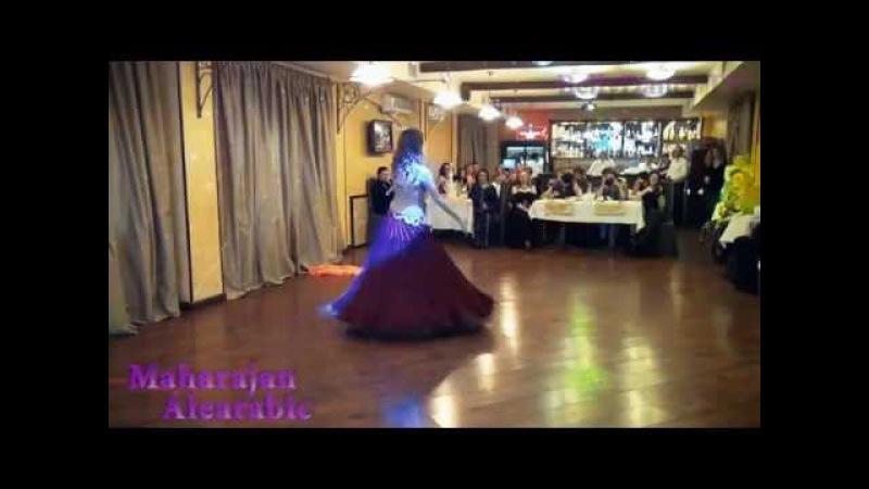 Bellydance TV - Maharajan Alearabic - Виктория Такшеева