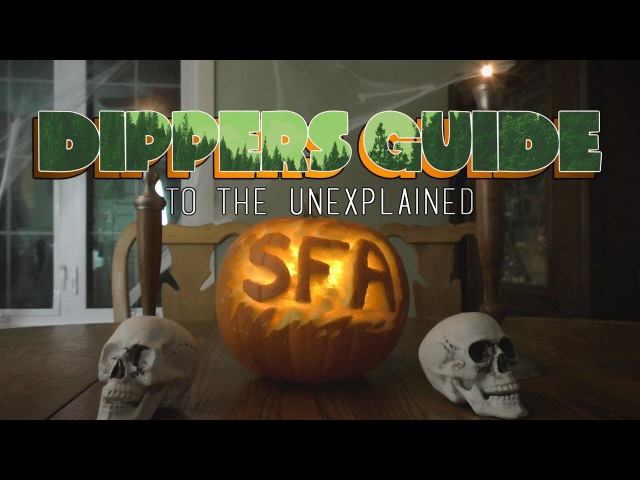 A Spooky Special   Dipper's Guide to The Unexplained