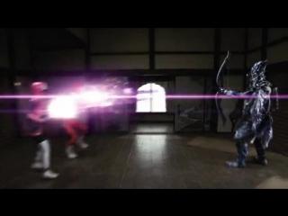 Shuriken Sentai Ninninger The Movie - The Dinosaur Lord RUS VO