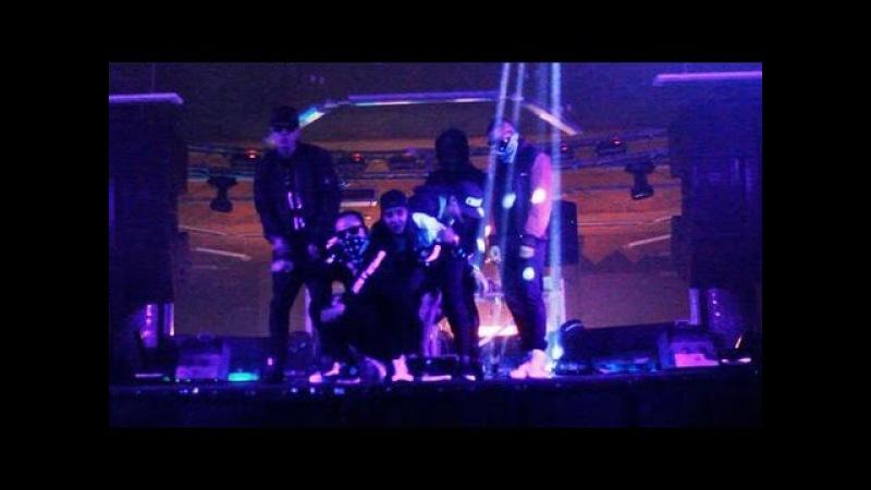 MOS KARMO X KITANA 04 06 2016 приглашение на концерт в диско баре AFRICA Гродно