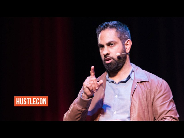 Ramit Sethi Shares Bootstrapping Tactics for I Will Teach You To Be Rich Hustle Con 2016