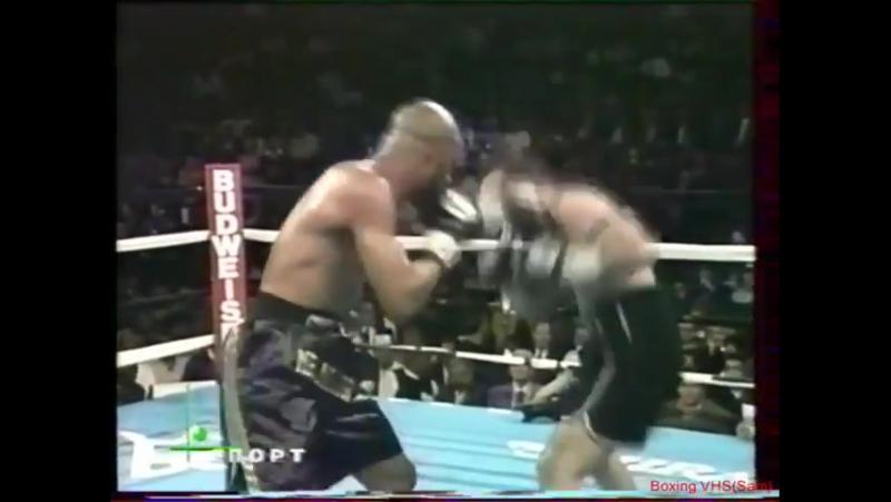 1997 11 08 Nate Miller vs Fabrice Tiozzo WBA Cruiserweight Title