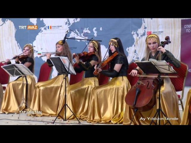 Tataristan Kazan Ay Yıldızın İzinde TRT Avaz