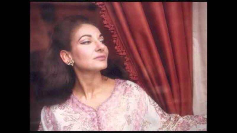 Maria Callas Tutte le feste al tempio Rigoletto G Verdi Studio