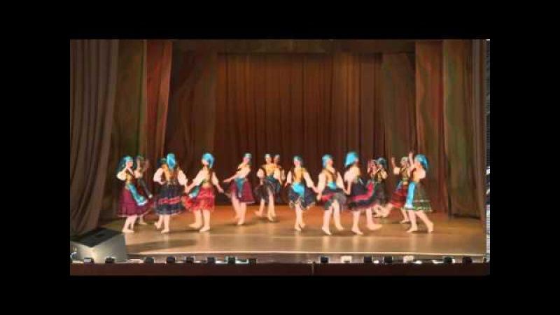 Танец некрасовских казаков студия Май