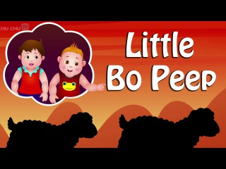 Little Bo Peep Has Lost Her Sheep