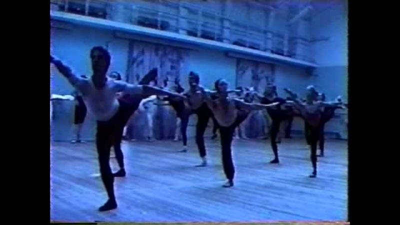 Уроки классического танца Юлия Плахта Одесса 1987 год