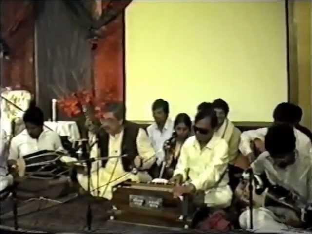 Sanjay Talwar Jago Kundalini Ma (Nirmal Sangeet Sarita) Shri Mataji Brussels 1993 (Sahaja Yoga)