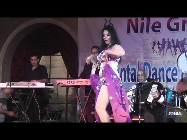 CAMELIA NILE GROUP FESTIVAL JUNE CAIRO