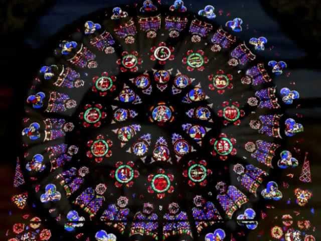 Olivier Messiaen, Louange à l'Éternité de Jésus, Basilique Saint-Denis