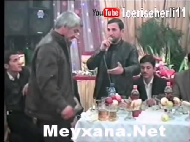 Mesedibaba vs Perviz Qalmaqal Qafiye Tutdum Pramoy Senincun Mastaga 2010