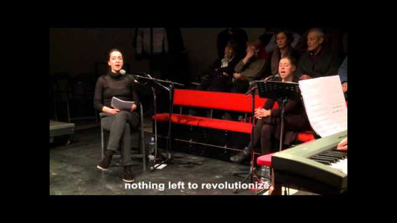 Ibsen's An Enemy of the People as Brecht's Teaching Play full play