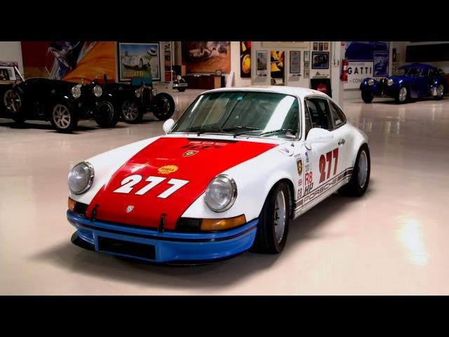 1971 Porsche 911T Jay Leno's Garage
