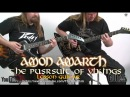 Amon Amarth The Pursuit of Vikings Lesson Guitar by Johan Söderberg and Olavi Mikkonen