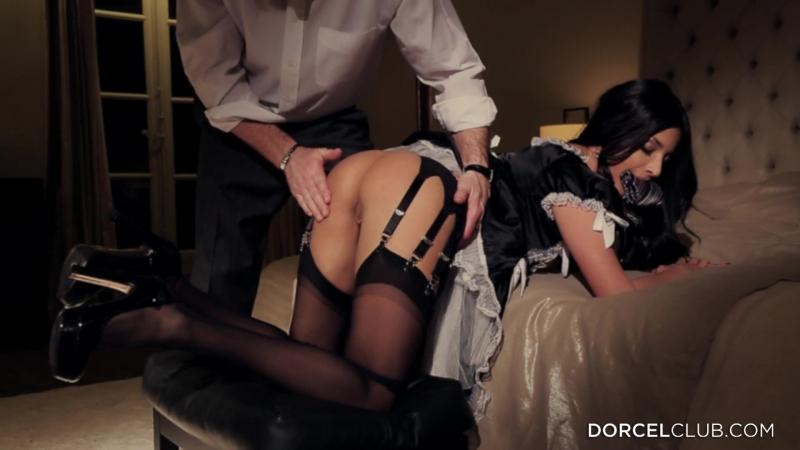 Anal loving french maid anissa kate tommy gunn big tit cream pie hq porn
