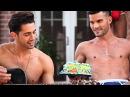 Happy Birthday Card from Sexy Underwear Models