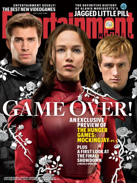 Entertainment Weekly - October 9, 2015