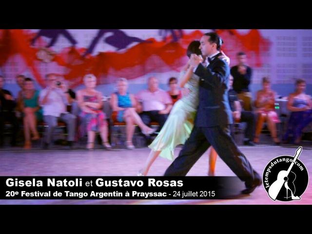 Pobre Flor - Gisela Natoli et Gustavo Rosas - Festival de Prayssac 2015