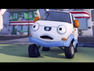 Олли Веселый грузовичок - Мультик про машинки - Все серии - Сборник 5