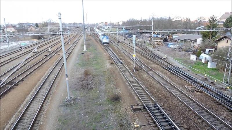 Vlaky - Zeleznice Lysa nad Labem