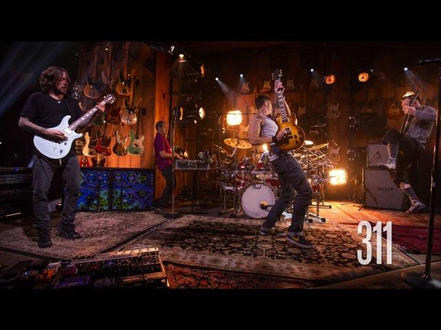 311 Amber Guitar Center Sessions on DIRECTV