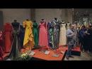 Aleksandra Vasiļjeva ekskursija izstādē Ielūgums uz gadsimta balli 1915 2015 krievu valodā