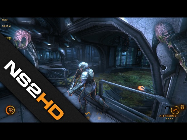 Natural Selection 2 Gameplay 6v6 'Competitive' NS2HD 785