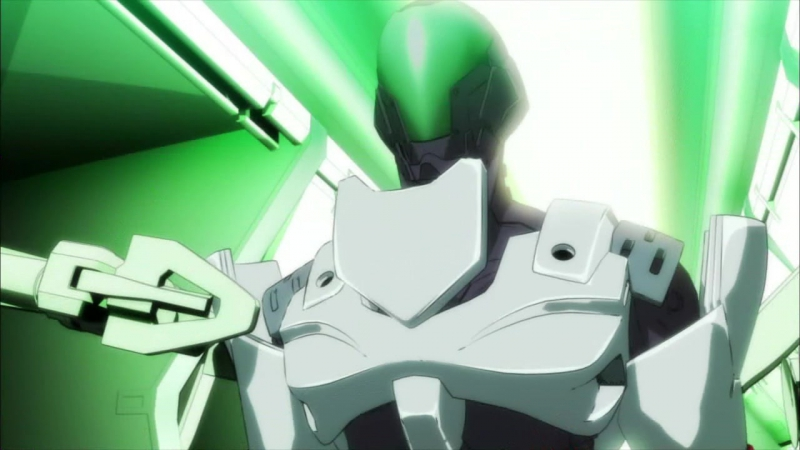 Active Raid Kidou Kyoushuushitsu Dai Hakkei TV 1 А К Т И В Рэйд ТВ 1 6 серия Озвучка Ancord BalFor AniDub MVO