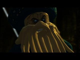 LEGO Pirates of the Caribbean - All Cutscenes