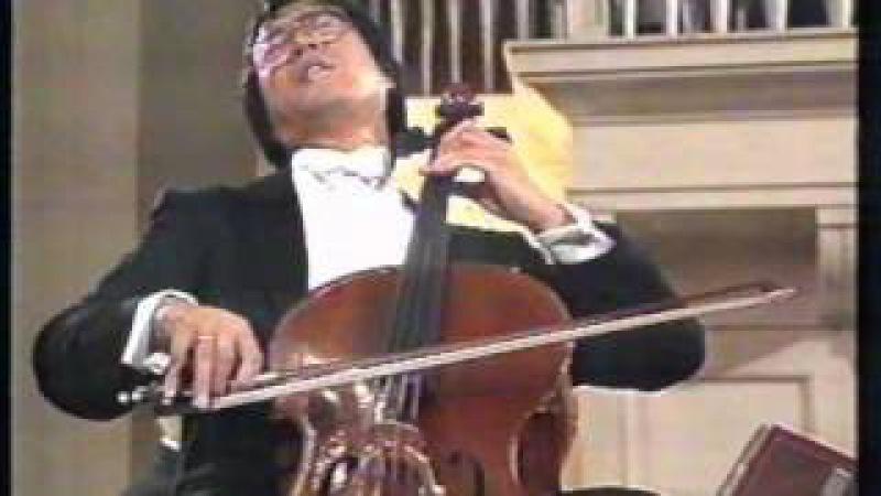 Tchaikovsky: Rococo Variations [Yo Yo Ma, violoncello]