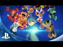 Mega Man Legacy Collection - Launch Trailer   PS4