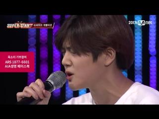 Kim Min Seo - I'm Alright & Lee Ji Hee - I Am @ Superstar K7 150910